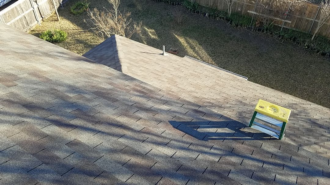 Sherman, TX - Doing a roof / estimate in Sherman Texas