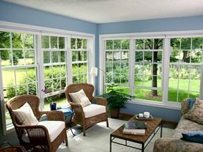 Burnsville, MN - Check out these beautiful double hung windows from Renewal by Andersen!