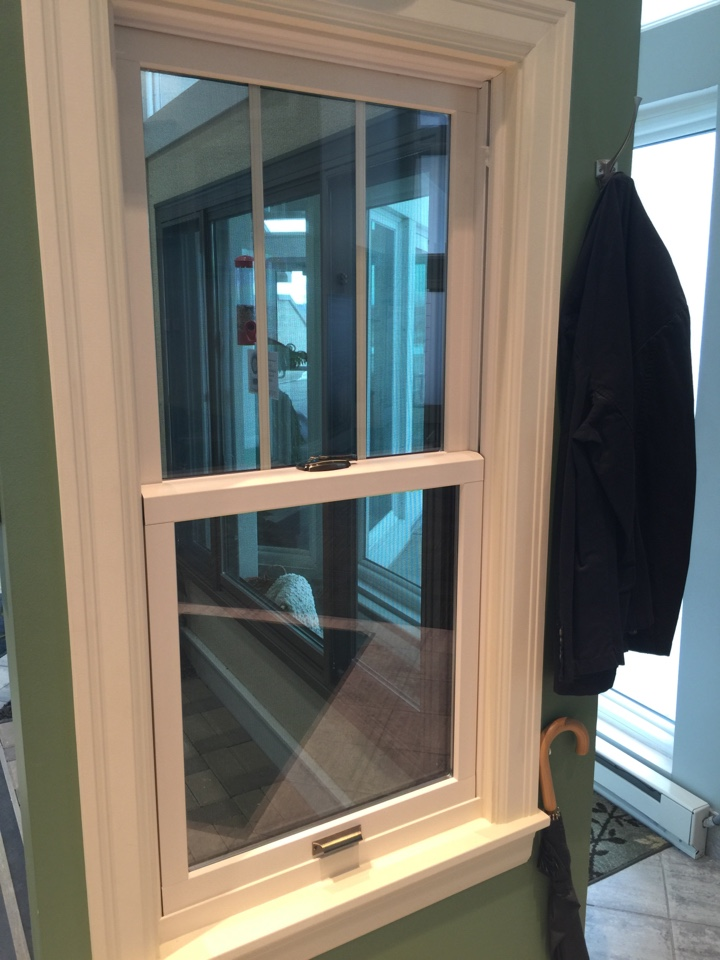 Cottage Grove, MN - Beautiful energy efficient replacement double hung by Renewal by Andersen on display in Cottage Grove