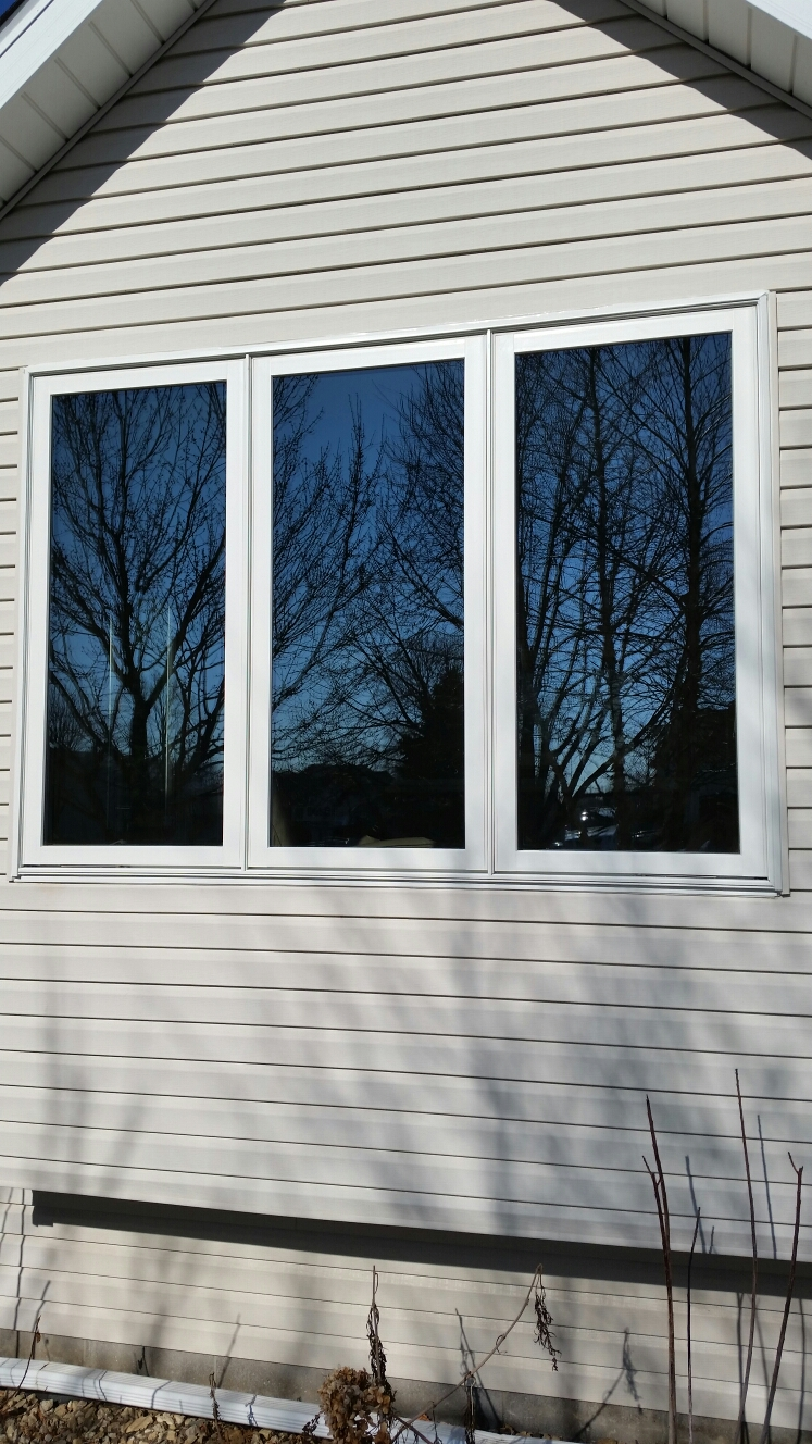 Cottage Grove, MN - Just finishing 4 windows in cottage grove.