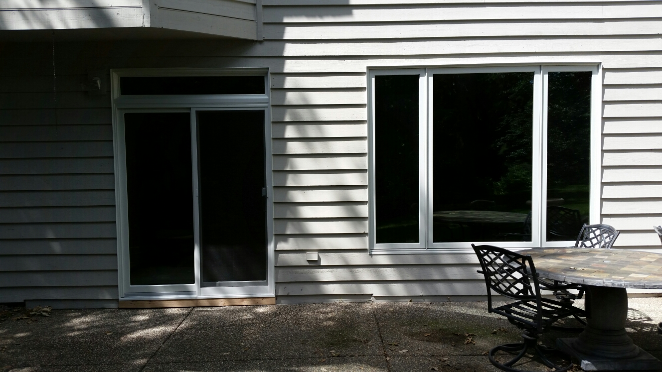 Eden Prairie, MN - Replace sliding door do to failure