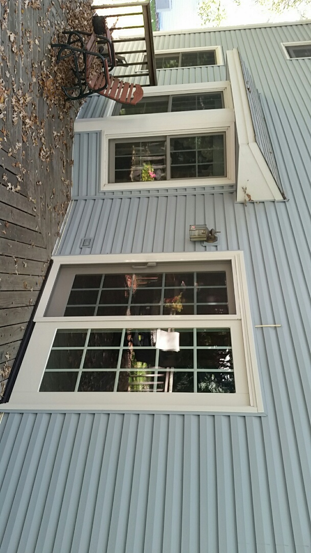 Minneapolis, MN - Replace patio door due to failed frames
