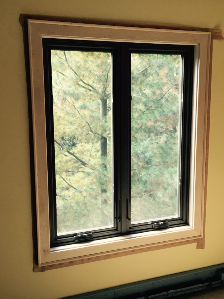Minneapolis, MN - Installed new energy efficient Renewal by Andersen casement windows, enhancing the homeowners view.