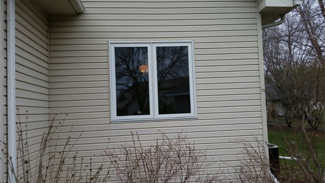Minneapolis, MN - New windows in Plymouth today!