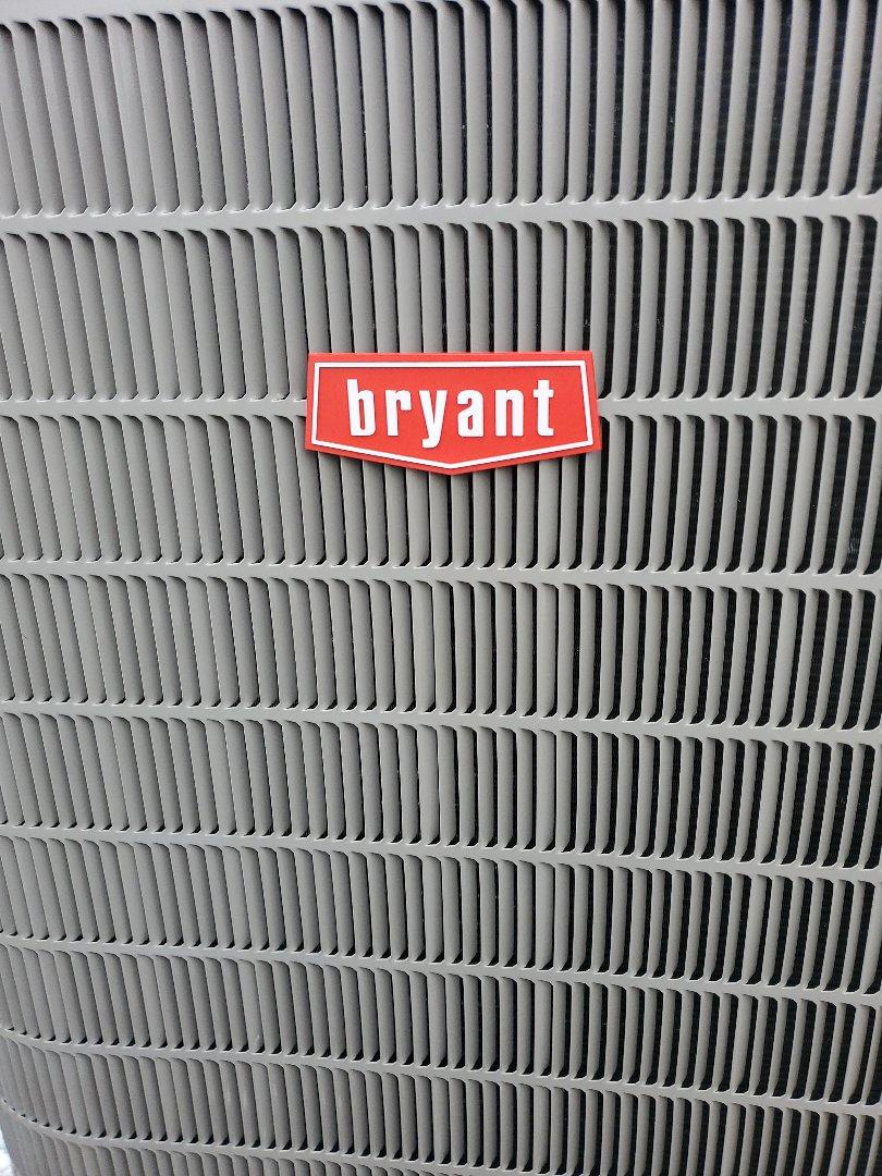 Ukiah, CA - Install Bryant a/c system