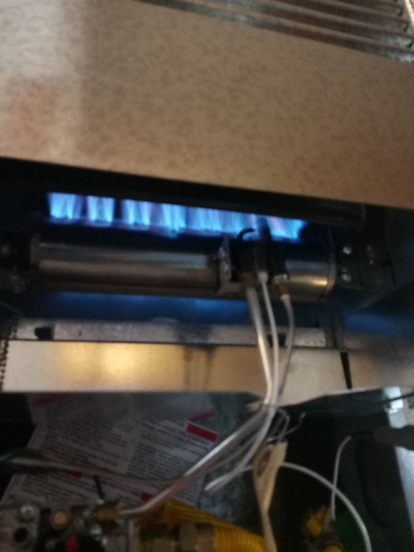 Willits, CA - Installing a Williams furnace in willits California