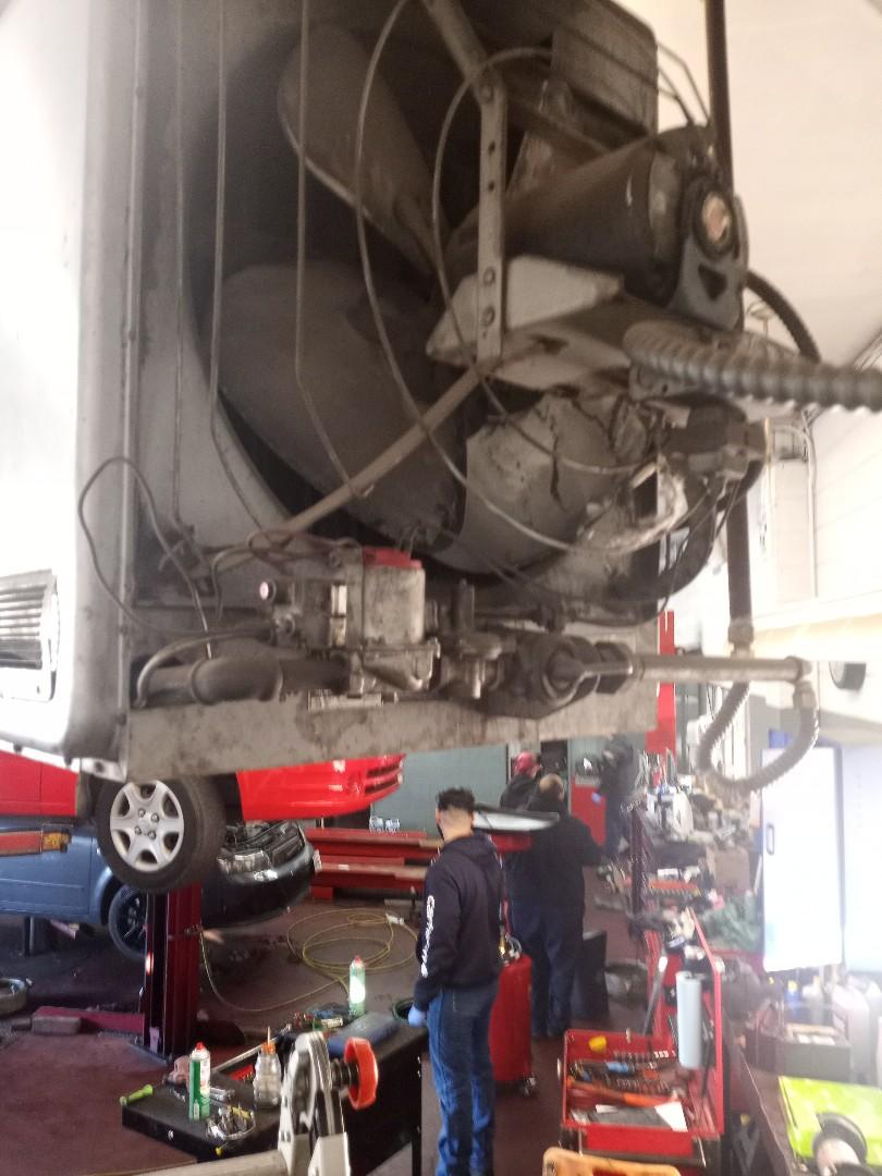 Ukiah, CA - Diagnosing an old space heater