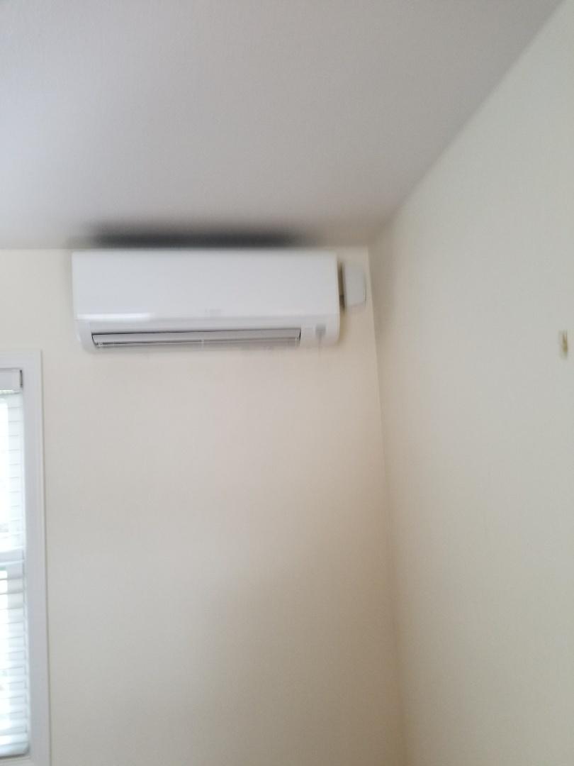 Ukiah, CA - Install mini split system