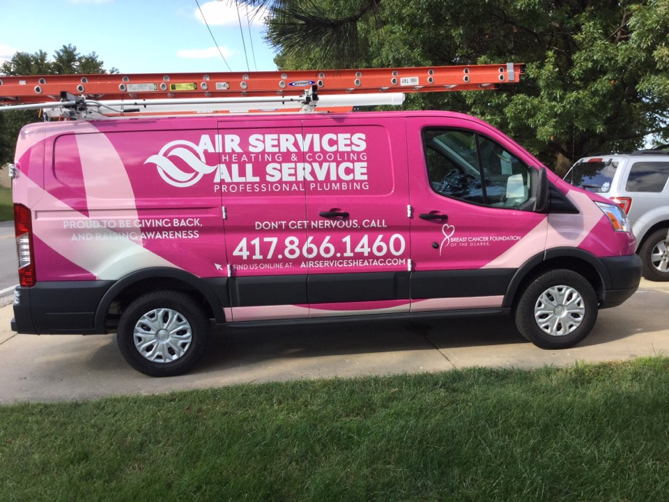 Brookline, MO - Intertherm furnace maintenance