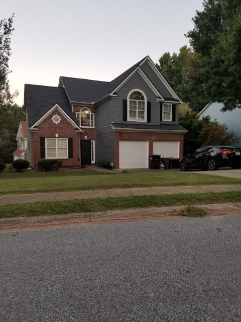 Marietta, GA - Customer had an insurance claim and chose us to do her roof replacement. Roof Install took place on 07/12/2019.  Customer had GAF Timberline Architectural Shingles installed for her new roof.