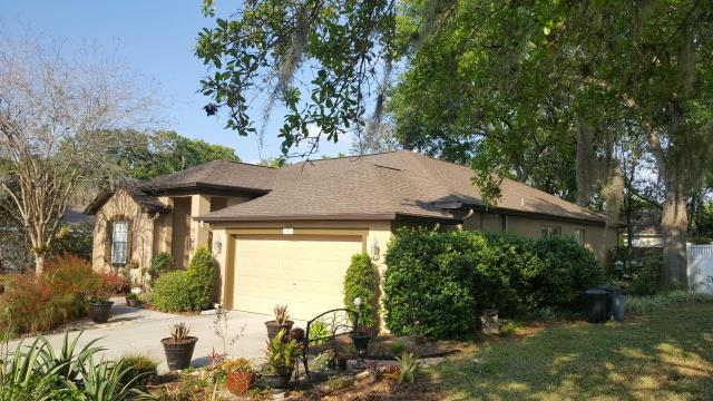 Plant City, FL - GAF Timberline High Definition Shingles Color: Barkwood