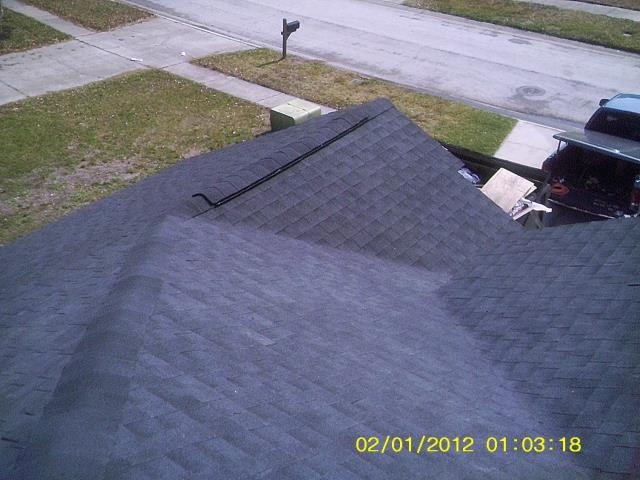 Riverview, FL - GAF Timberline High Definition Shingles