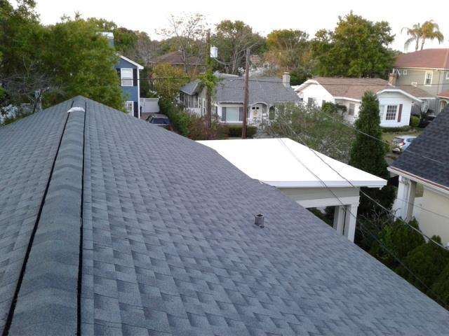 Tampa, FL - GAF Timberline High Definition Shingles  Color: Slate