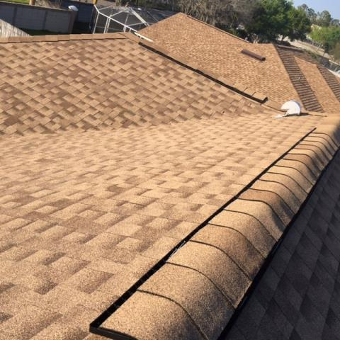 Lutz, FL - GAF Timberline High Definition Shingles