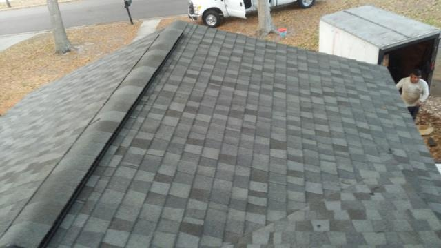 Clearwater, FL - GAF Timberline American Harvest Shingles