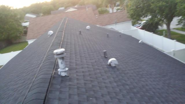 Wesley Chapel, FL - GAF Timberline High Definition Shingles