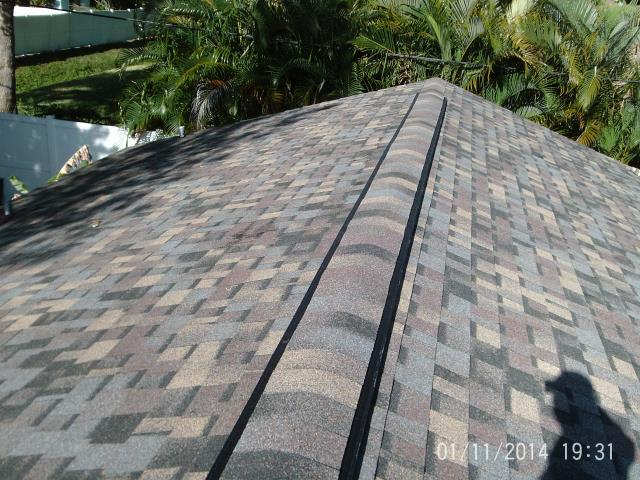 Largo, FL - Owens Corning Designer Duration Shingles