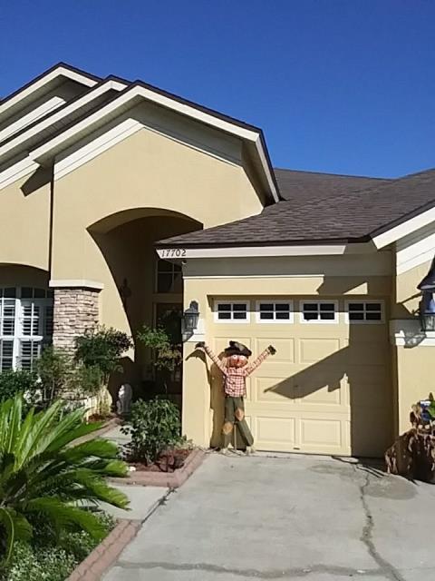 Tampa, FL - Tiles: GAF Timberline HD Warranty: Silver Pledge Color: Barkwood Drip: Brown