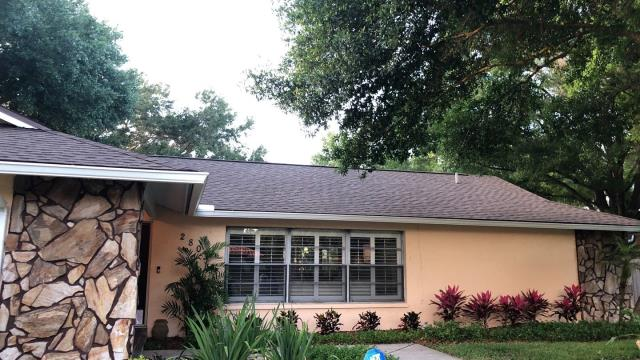 Tampa, FL - Shingle: GAF Timberline HD