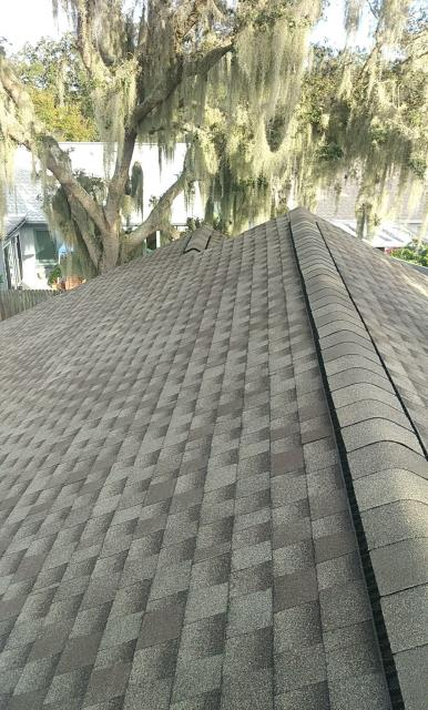 Valrico, FL - Shingle: GAF Timberline HD
