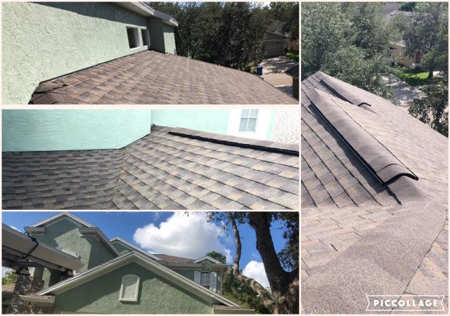 Lithia, FL - Residential Reroof
