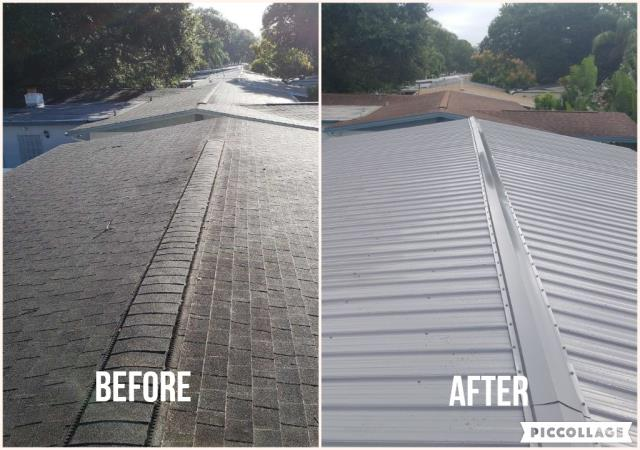 Seminole, FL - An affordable residential re-roof using