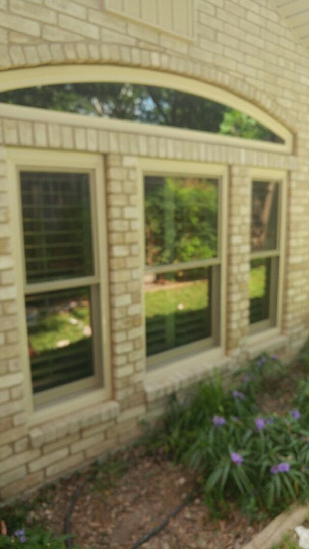 San Antonio, TX - Brand new feature windows