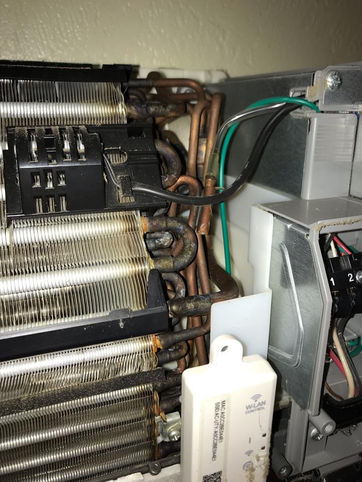 Brownsville, OR - Ductless heat pump repair