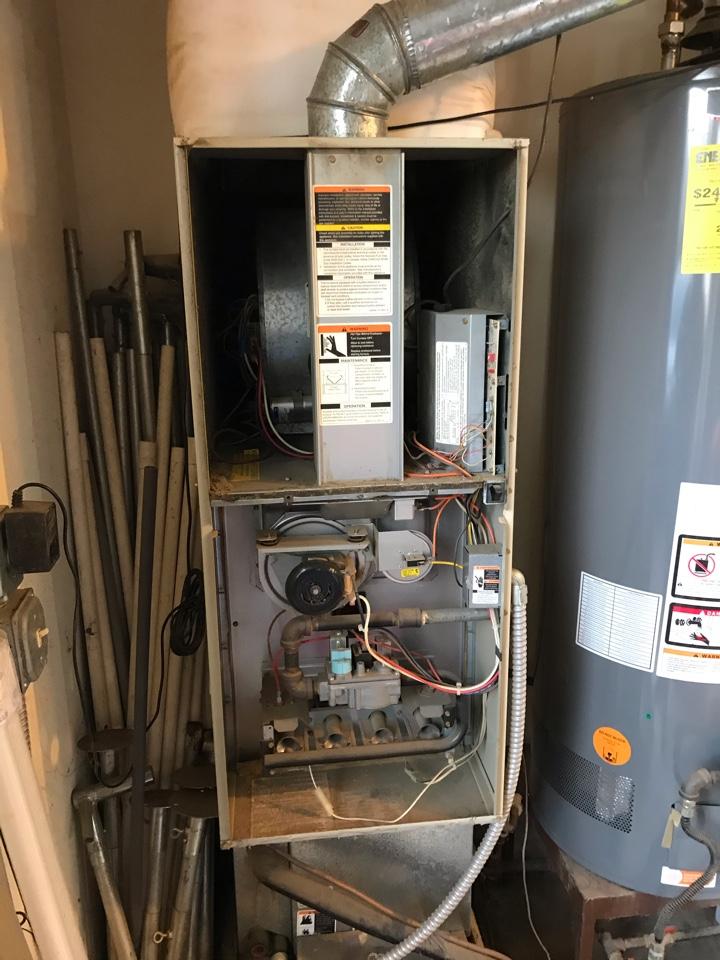 Albany, OR - Gas furnace repair