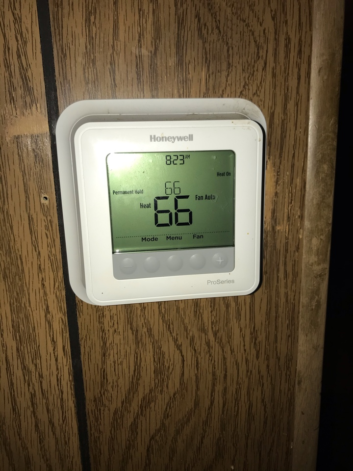 Lebanon, OR - Thermostat