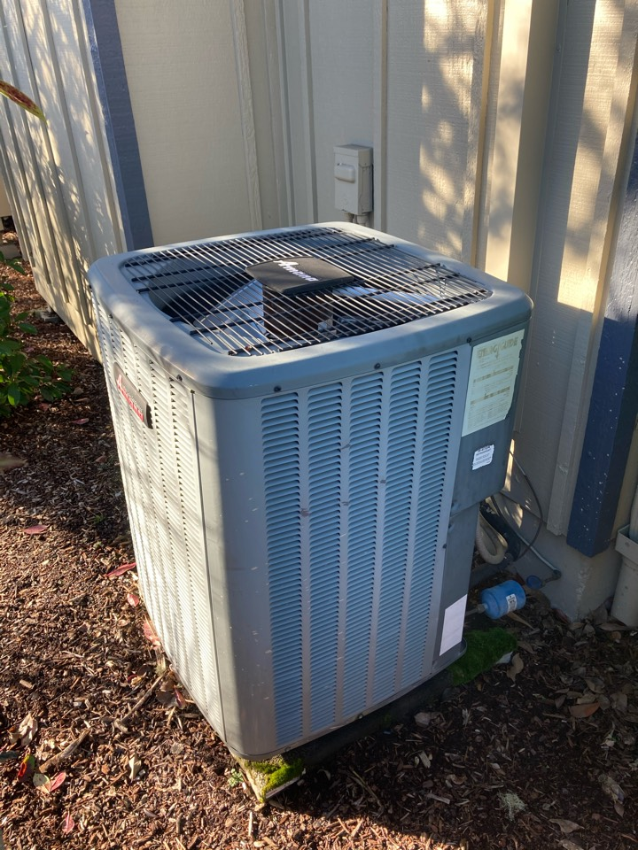Corvallis, OR - Amana heat pump maintenance tuneup
