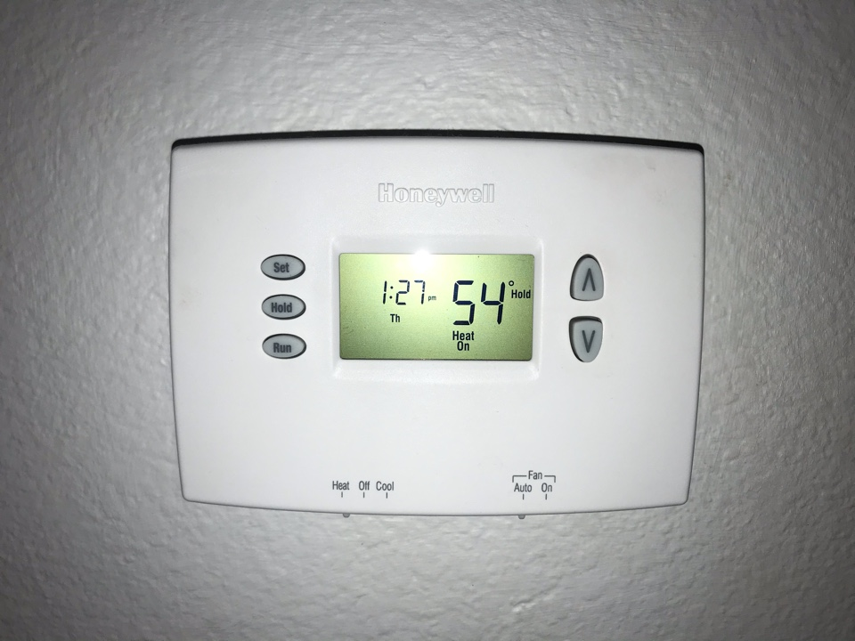 Monmouth, OR - Thermostat repair