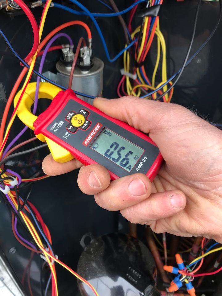 Eugene, OR - Trane heat pump