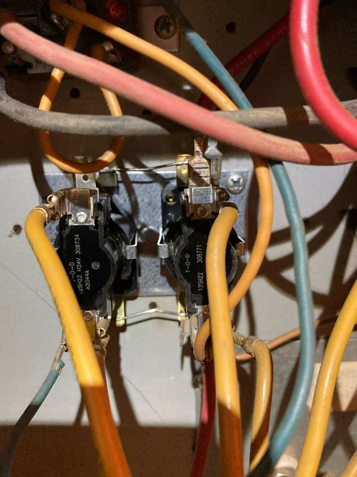 Sweet Home, OR - Diagnostic and repair on Coleman electric furnace.
