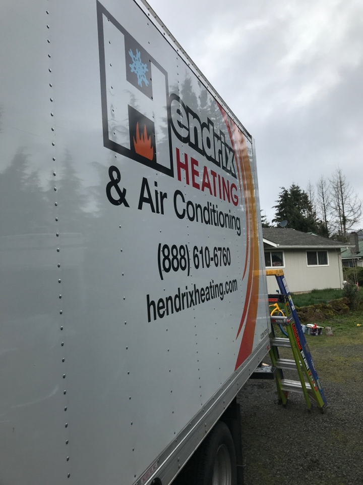 Jefferson, OR - Installing trane air handler and heat pump