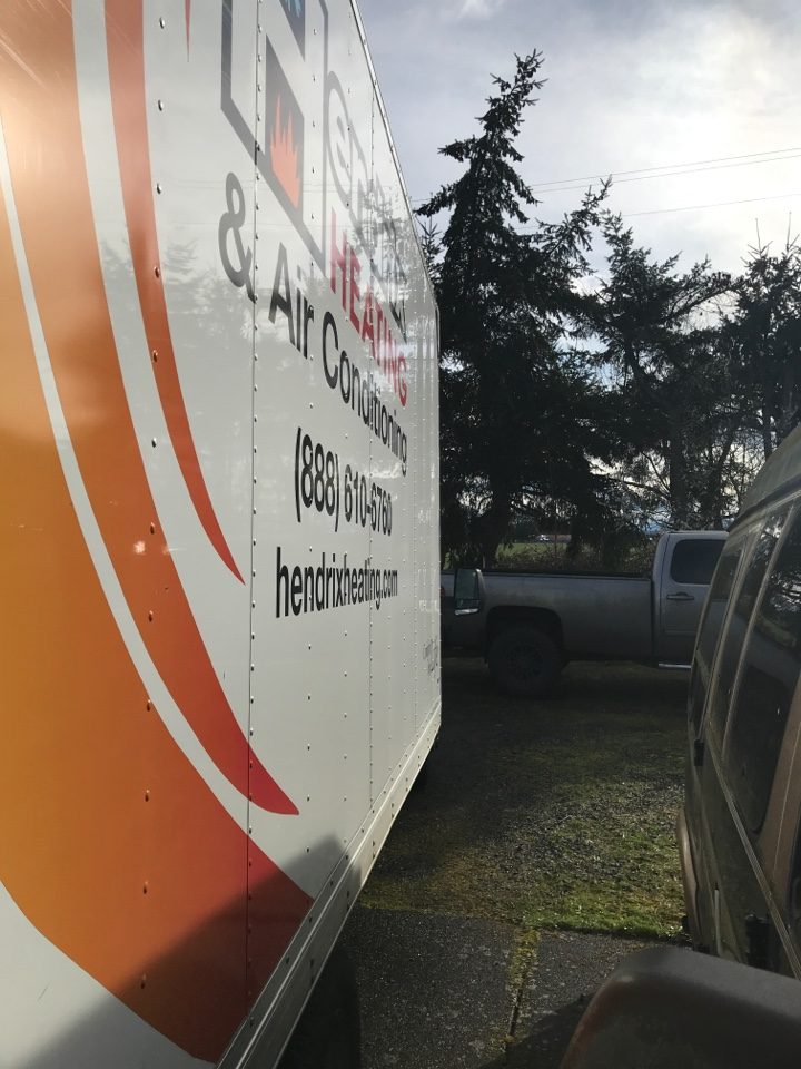 Jefferson, OR - Installing new air handler and heat pump