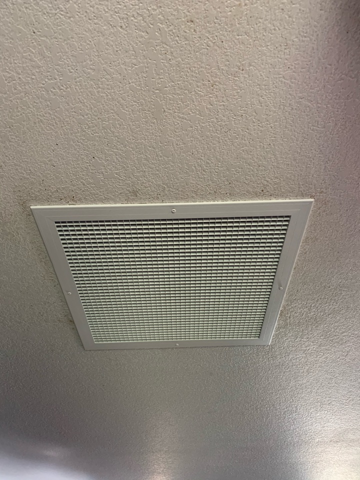 Halsey, OR - New return ductwork and balancing