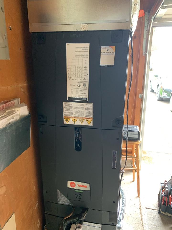 Dallas, OR - Trane Heat Pump System Maintenance