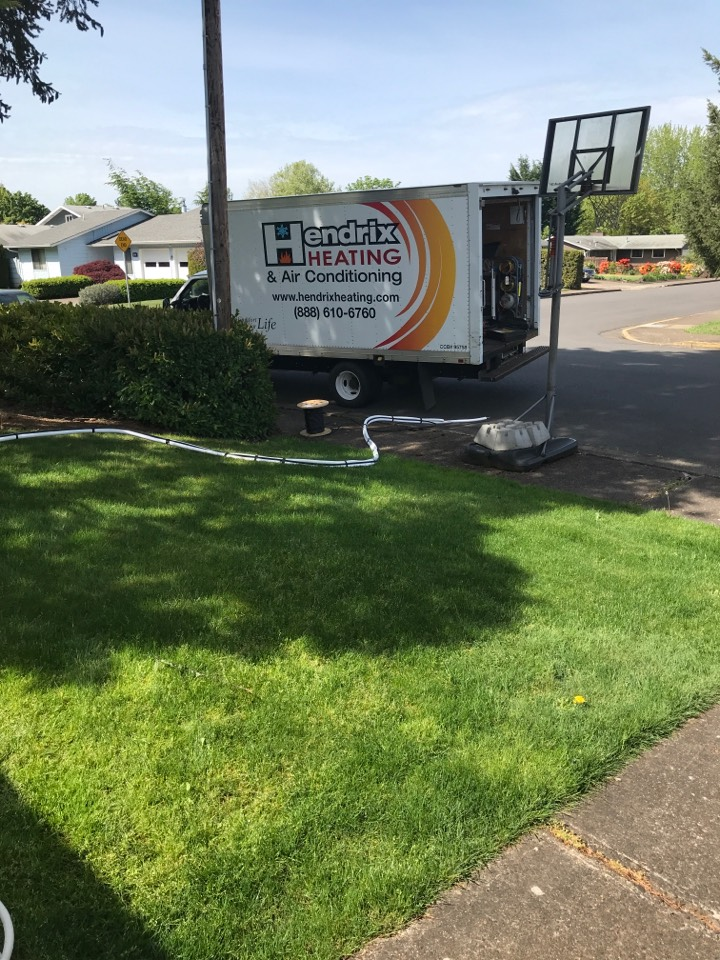 Philomath, OR - Installing two zone Mitsubishi ductless