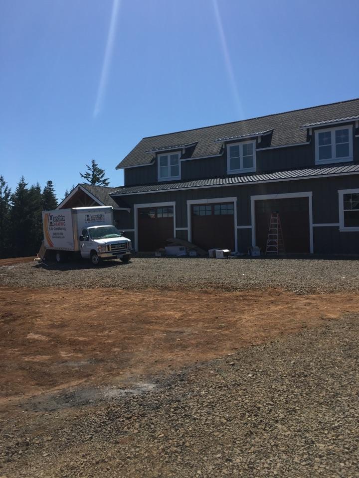 Salem, OR - Hvac new construction