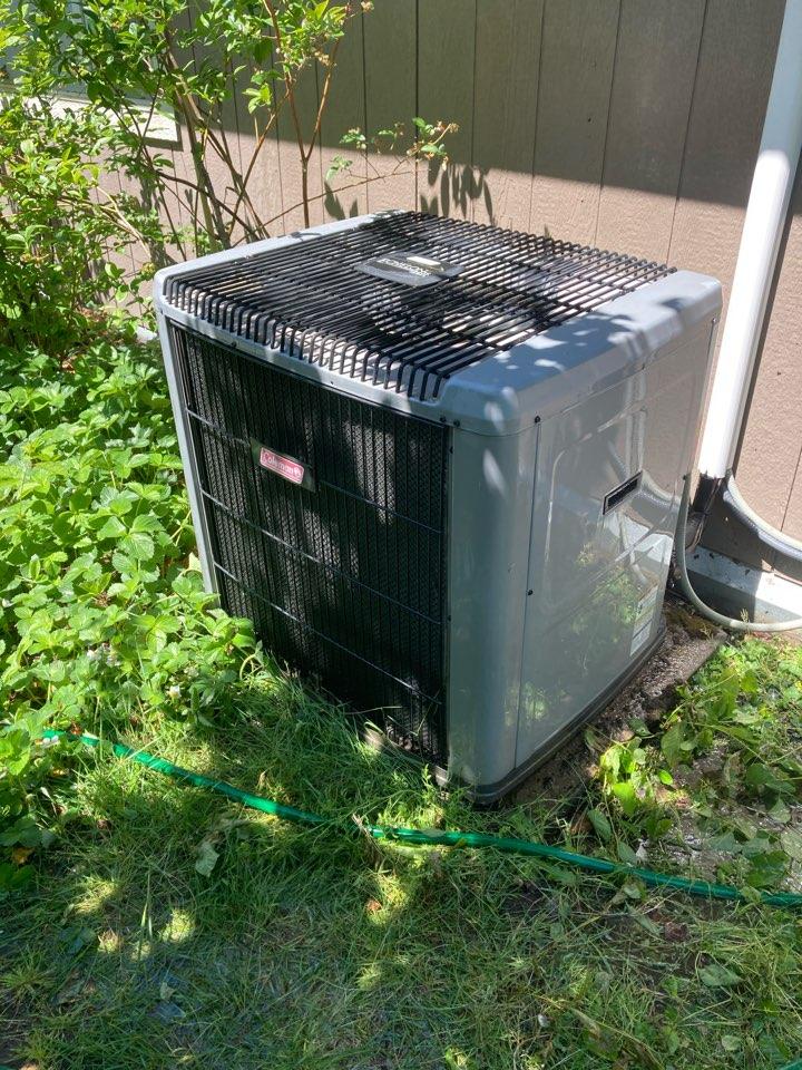 Corvallis, OR - Coleman heat pump maintenance tuneup