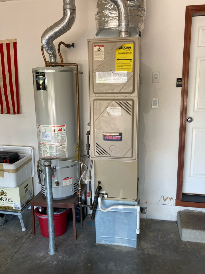 Tangent, OR - Bryant furnace maintenance tuneup