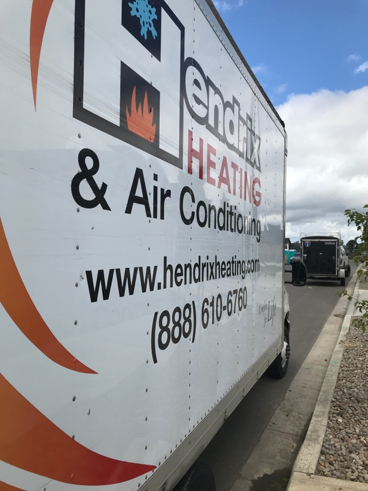 Independence, OR - Installing air conditioner in new construction
