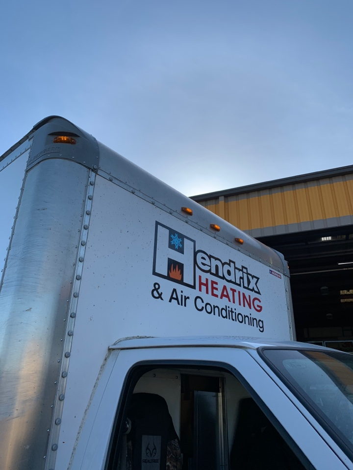 Tangent, OR - 80% gas furnace install.