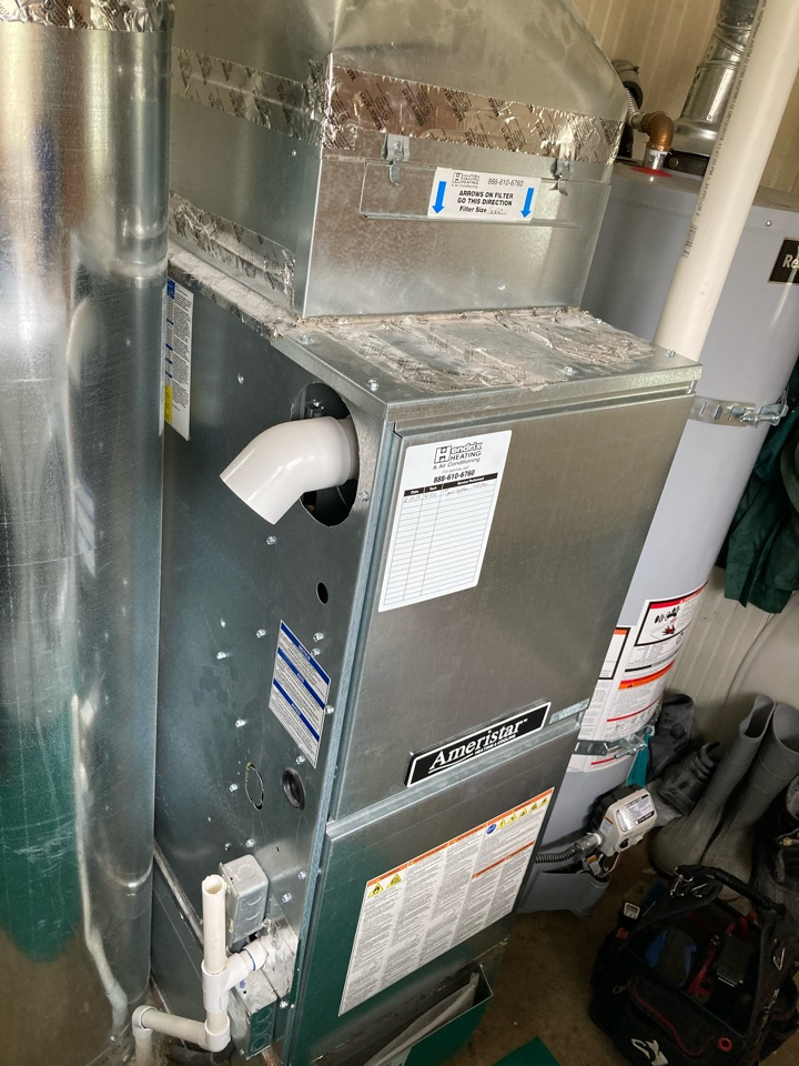 Toledo, OR - Diagnostic and repair on Ameristar Gas Furnace.