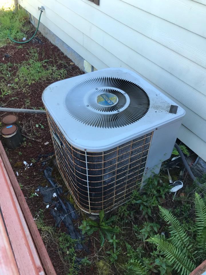 Sweet Home, OR - Heat pump repair