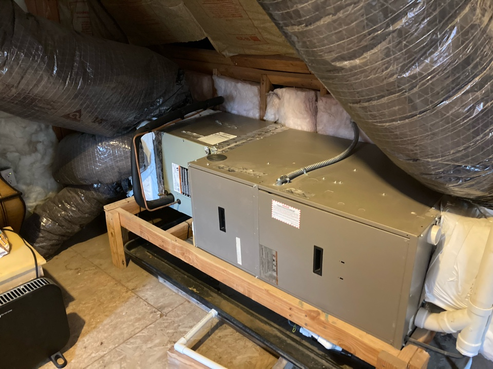 Monmouth, OR - Coleman furnace maintenance tuneup