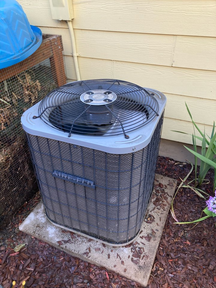 Monmouth, OR - Aireflo air conditioner