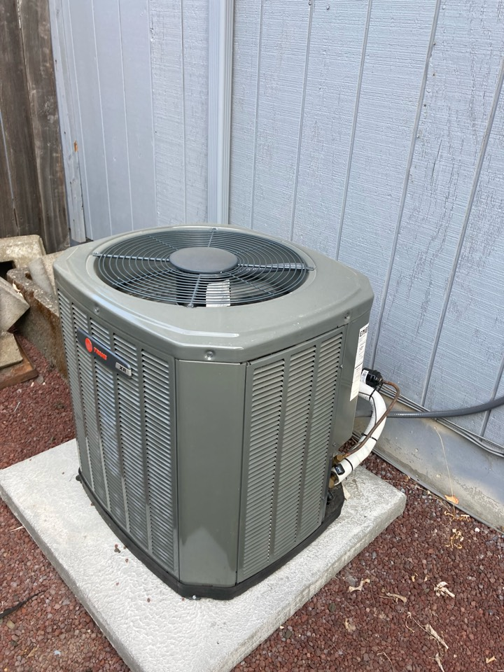 Independence, OR - Trane air conditioner inspection