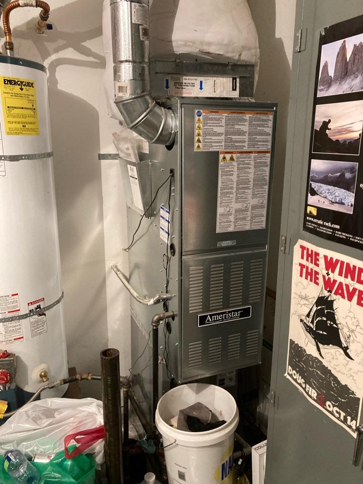 Independence, OR - Ameristar furnace maintenance tuneup